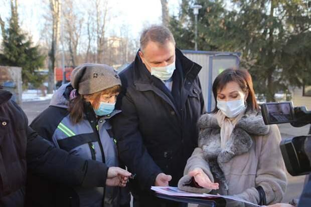 Завершение капитального ремонта центра социального обслуживания Капотни ожидается в мае 2021 года – Петр Толстой