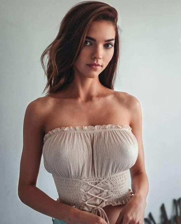 Ну очень красивые девушки