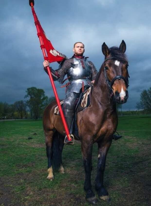 Как проходят рыцарские турниры в XXI веке