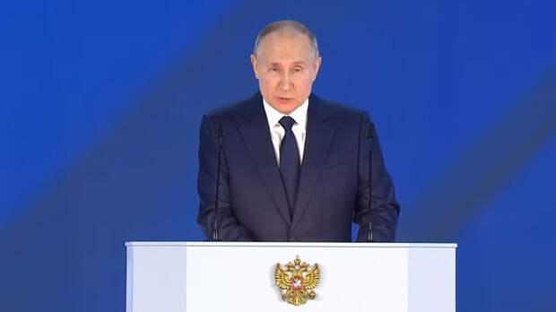Путин указал на необходимость обеспечить независимость РФ в создании вакцин