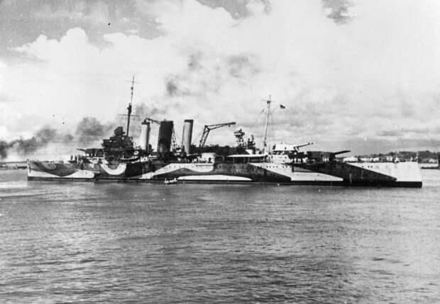 Морские истории. Военно-морской кошмар и череда случайностей