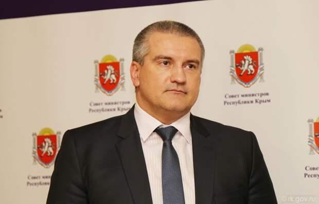 Глава Республики Сергей Аксёнов переоценил приоритеты инфраструктурного развития территорий