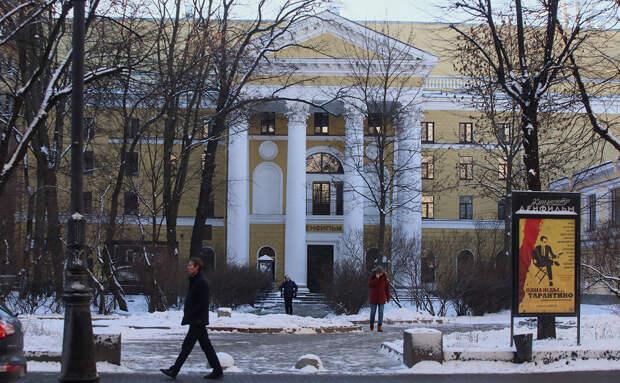 «Ленфильму» дали 1 млрд рублей на погашение кредита