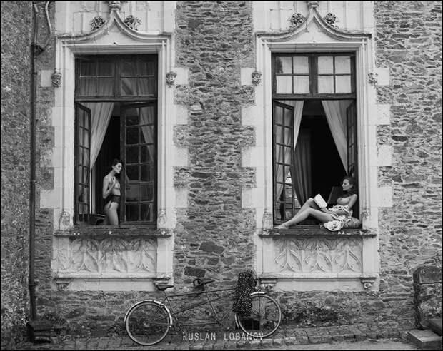 Нешаблонное ню в фотографиях Руслана Лобанова