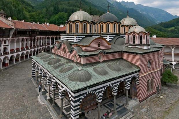 Болгария - Рильский монастырь