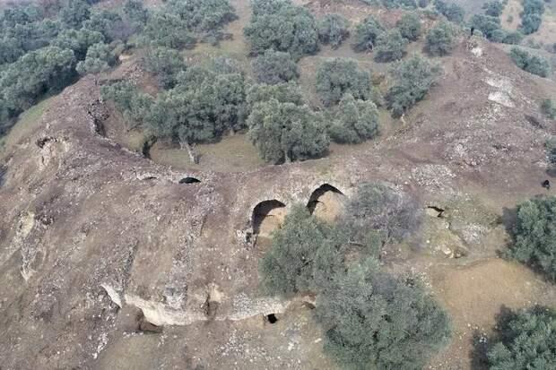 В Турции обнаружили гладиаторскую арену похожую на Колизей