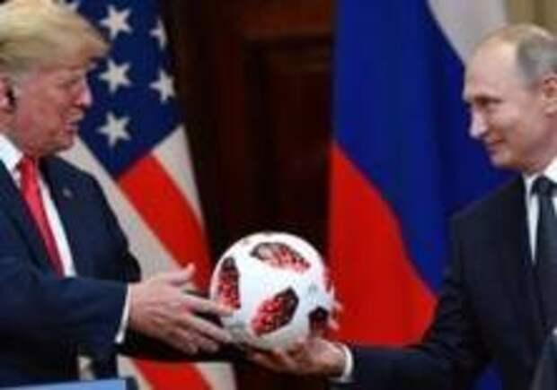 Как прошла встреча Трампа и Путина
