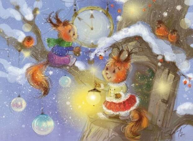 художник Екатерина Бабок иллюстрации – 22