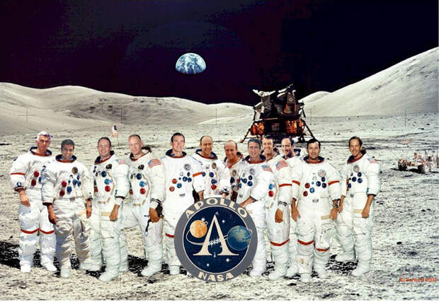 Мифы о Луне. Лунный заговор, полая Луна, русские на Луне 3