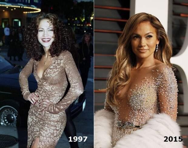 Как они изменились! Знаменитости, которым возраст пошел только на пользу
