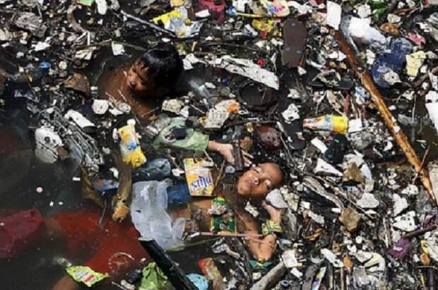 Читарум – самая грязная река мира