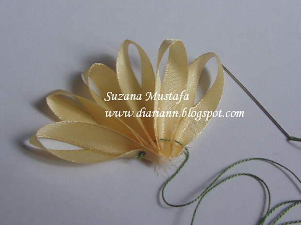 вышивка летнами. хризантемы (3) (600x450, 116Kb)