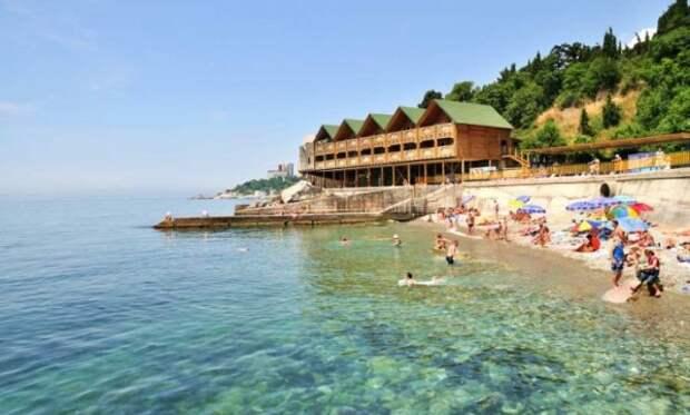 Названы самые лучшие пляжи в Крыму