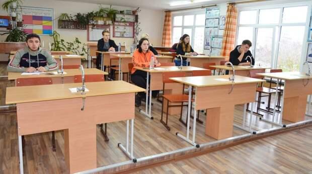 Выпускники школ Черноморского района написали итоговое сочинение