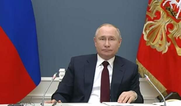 Владимир Путин на Климатическом саммите пообещал преференции иностранным инвесторам
