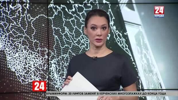 Сильный ветер в ближайшие два дня ожидается в Крыму