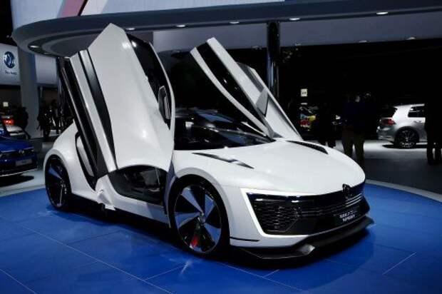 Volkswagen довел идеи GTI до крайности