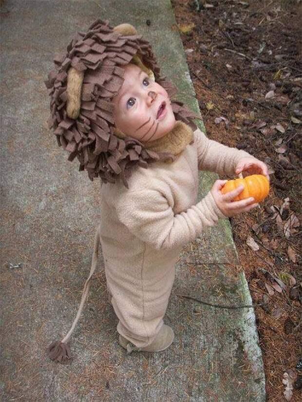 Карнавальные костюмы для малышей (подборка)