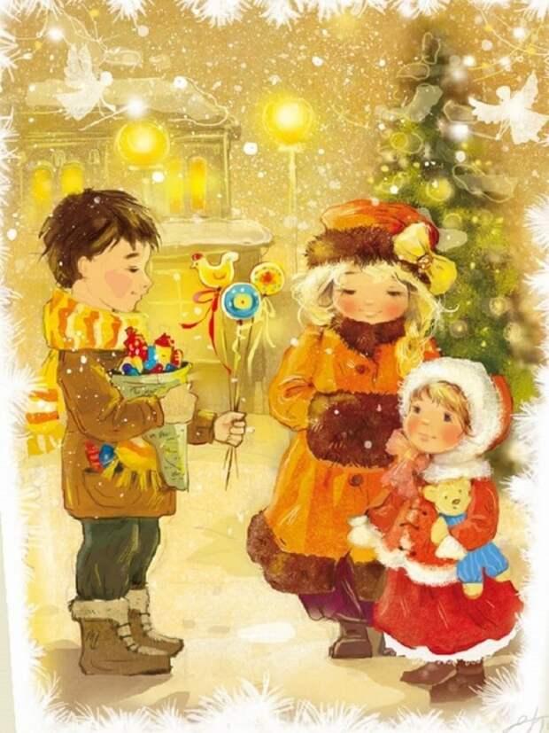художник Екатерина Бабок иллюстрации – 23