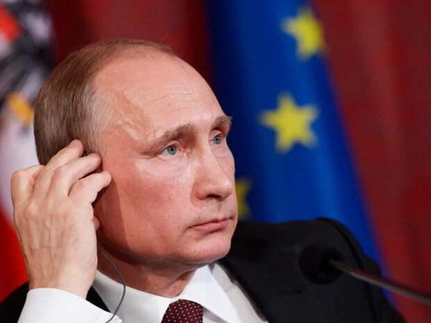 Владимир Путин предрек распад Евросоюза