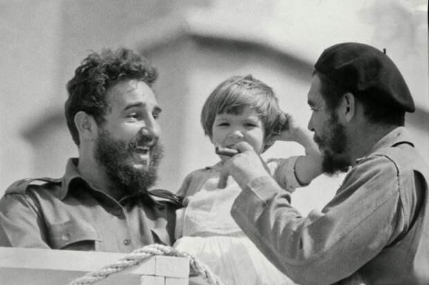 Как выглядят русские внуки Фиделя Кастро и потомки Че Гевары (ФОТО)