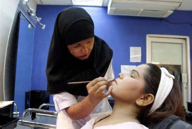 Жизнь мусульманских женщин