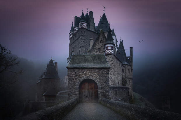 Замок Эльц: уцелевший сквозь века