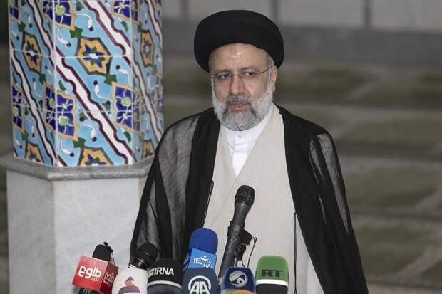 Ибрахим Раиси стал новым президентом Ирана