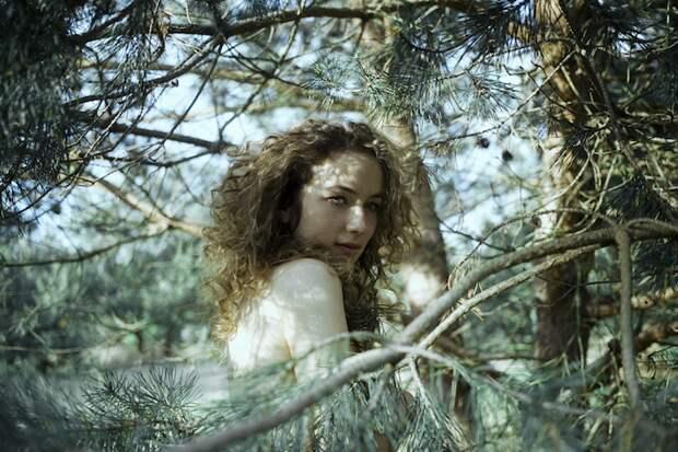 20-ти летний фотограф и его глубокие портреты