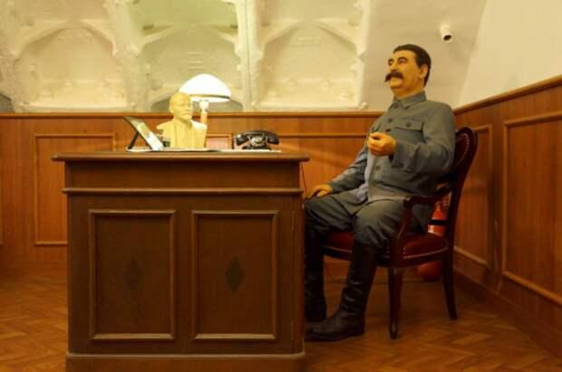 Тайный бункер Сталина: логово вождя в ядерной войне