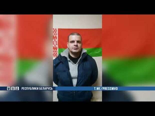 В Белоруссии задержан мужчина, призывавший к насилию над милиционерами