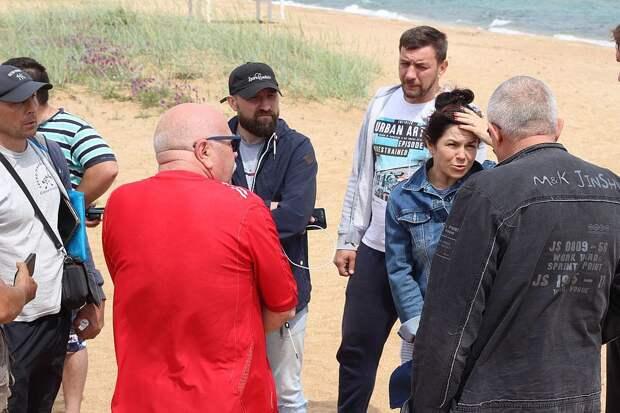 Жители Берегового против застройки Золотого пляжа