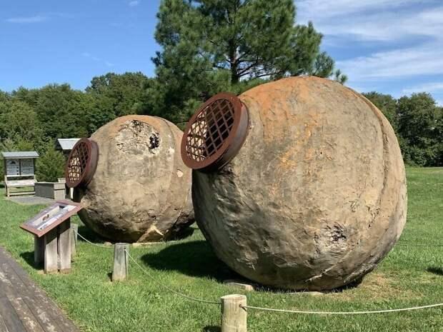 Загадочные «Осиные гнезда», которые использовали для добычи золота вАмерике 19 веке