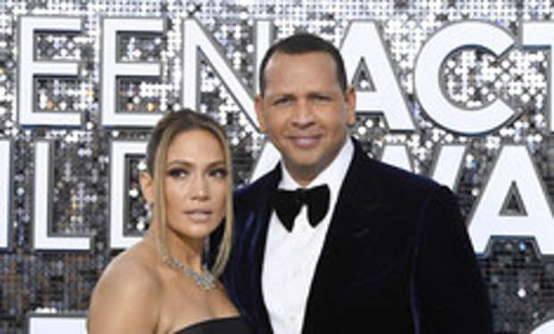 «Будем дружить»: Дженнифер Лопес и Алекс Родригез официально расстались