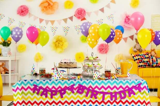 Как отметить День рождения ребенка в условиях карантина?