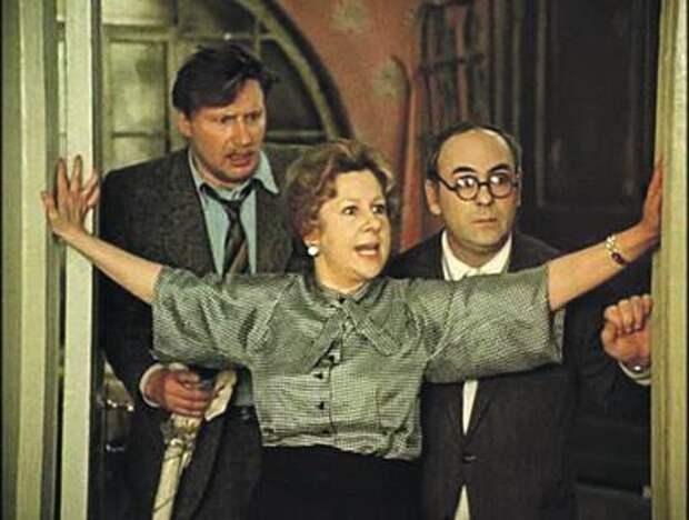 Актеры — заложники одной роли