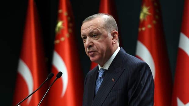 Байден и Эрдоган договорились встретиться на полях саммита НАТО в июне