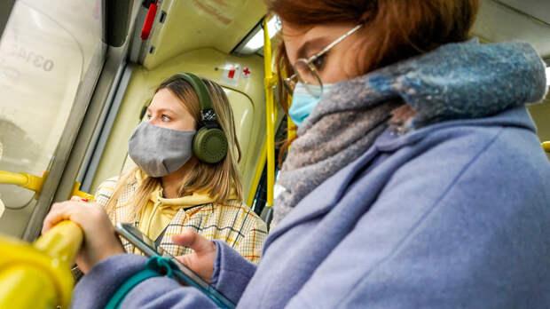 Заболеваемость Covid‑19 в России может вырасти за счет непривитых
