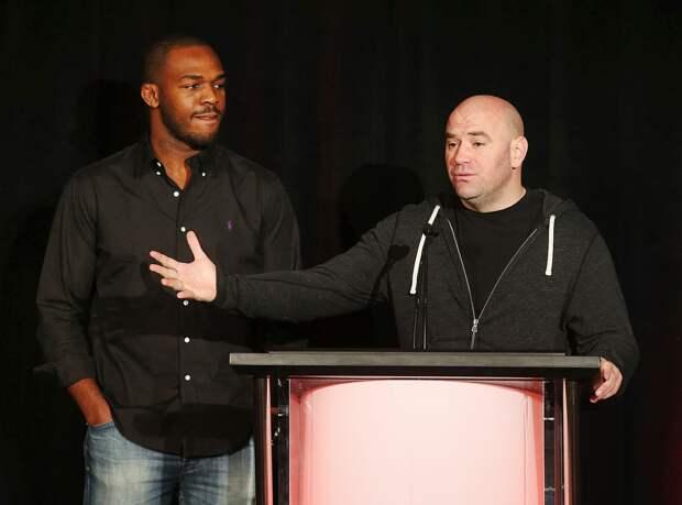 Джон Джонс ответил президенту UFC Уайту: «Небудь лжецом. Яточно непросил $ 30 млн»