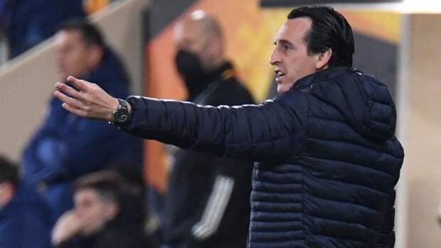 Эмери намерен вывести «Вильярреал» навершину европейского футбола