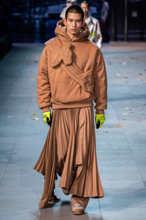 Неделя моды 2019-2020: самые нелепые мужские образы