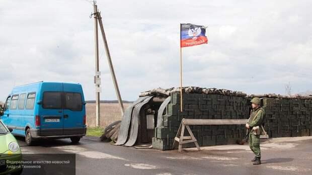 Эпидемиологическая угроза со стороны Украины: Донбасс закрывает границы
