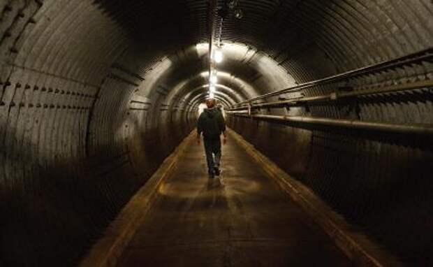 Проект «Великан» и тайна янтарной комнаты: Что строили нацисты на «65-м километре