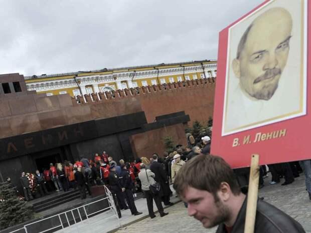 Тело Ленина захотел выкупить американский художник