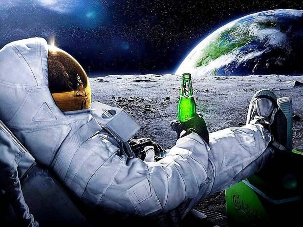 Темная сторона Земли (кто и почему остановил космическую экспансию человечества)