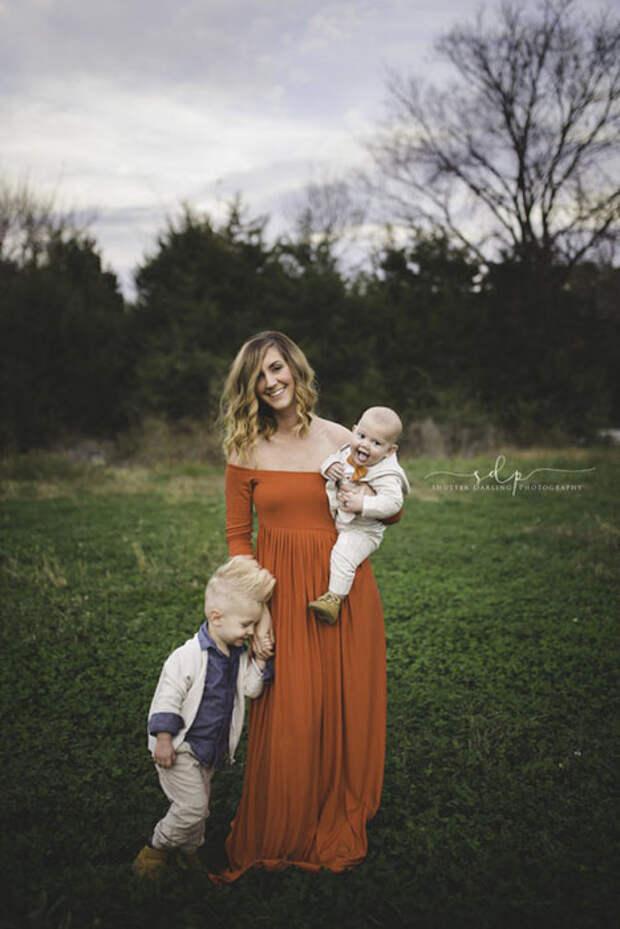 Радужные дети: Трогательная фотосессия мам, которые пережили потерю своего ребенка