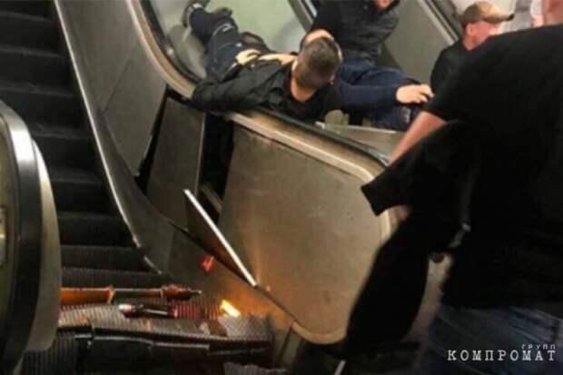 Инцидент в Риме: люди в крови, а «скорая» не торопится