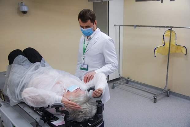 В Москве внедряется новый стандарт онкопомощи