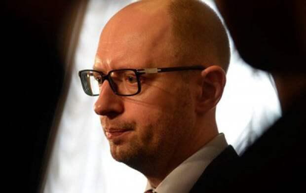 Украинские СМИ: Яценюк заявил, что сбежит от развалин Украины