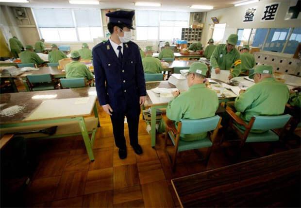 Вот почему японские тюрьмы — самые ужасные, но и самые эффективные в мире